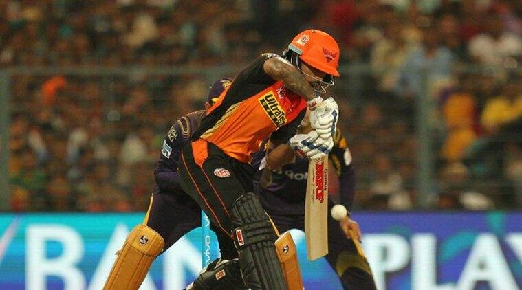 Image result for KOLKATA KNIGHT RIDERS VS SUNRISERS HYDERABAD