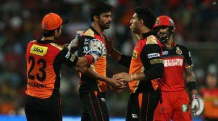 IPL 2016 final: SRH beat RCB by 8 runs, crowned champions