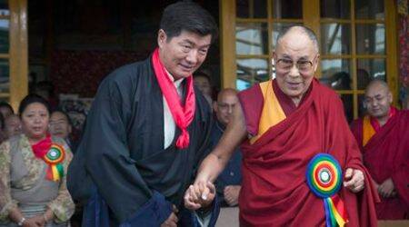 Middle-way to remain official policy of CTA: Lobsang Sangay
