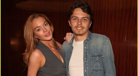 Lindsay Lohan goes public with new Russianfiance