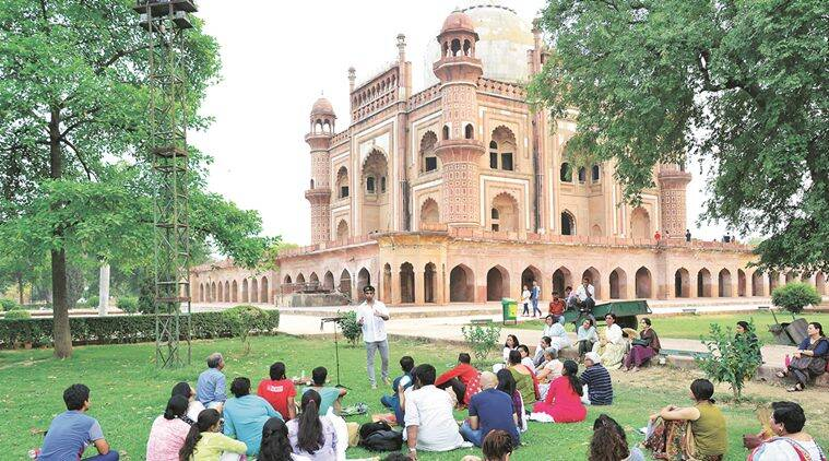 awadh culture, Nawab of Awadh, lucknow nawabi culture, history of awadh, history of lucknow, awadhi food, lucknow mughlai food, Safdarjung Tomb, delhi nawabi culture, Shaam-e-Awadh, Delhi Karavan, Nawab Wajid Ali Shah, Begum Hazrat Mahal, Begum Hazrat Mahal park, East India Company, indian express talk