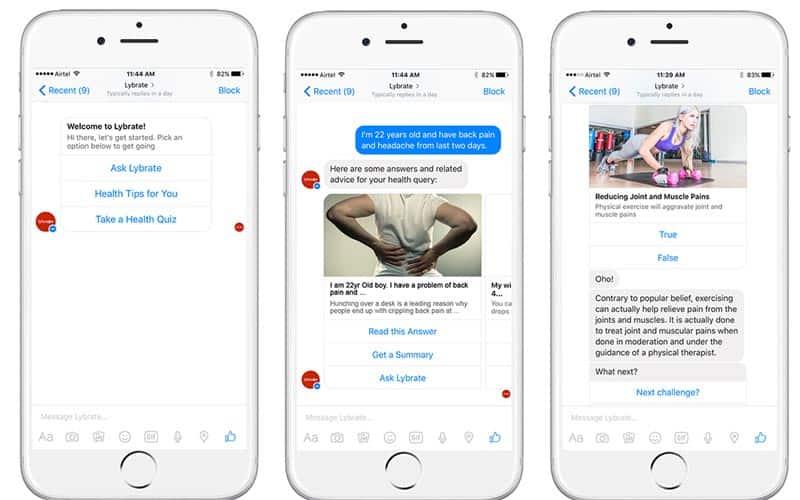 Sex chat messenger bots
