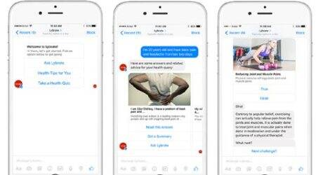 Now consult doctors on Facebook Messenger with Lybrate's chatbot