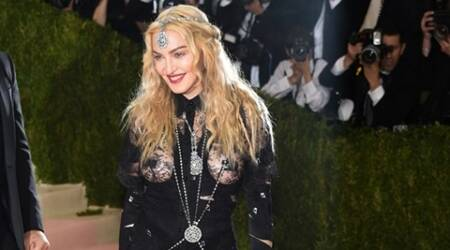 Madonna hits back at critics of her Met Gala look