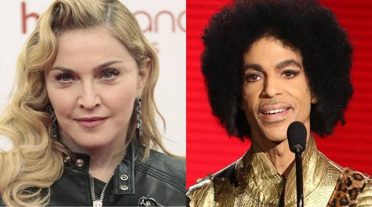 Madonna, Prince, Prince tribute, Billboard Music Awards, The Weeknd, Celine Dion, Entertainment news