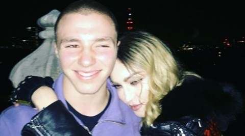 Madonna, Rocco Ritchie, Madonna son Rocco, Rocco, Madonna son, Madonna news, Madonna picture, entertainment news