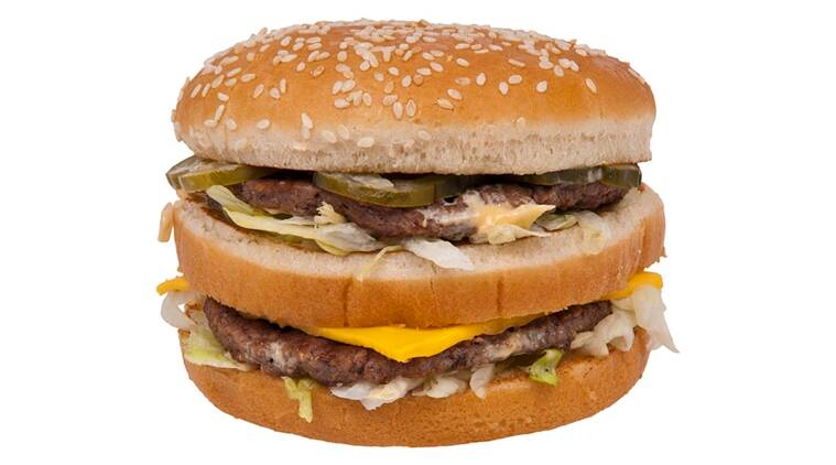 The Big Mac is the world's most popular burger. (Photo: Wikimedia Commons)
