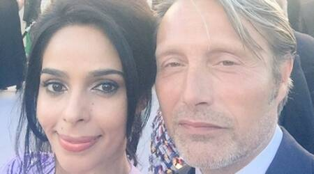 Mallika sherawat, Mads Mikkelsen, cannes film festival, cannes, Time Raiders, Mallika sherawat films, amfAR Gala, hisss, casino royale, Entertainment news