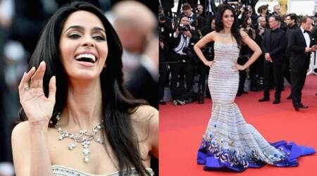 Mallika Sherawat, Mallika Sherawat Cannes, Mallika Sherawat cannes 2016, Mallika Sherawat cannes dress, cannes 2016, cannes, Mallika cannes, Mallika Cannes 2016, Mallika Sherawat canes film festival, cannes film festival, 69th cannes film festival, Mallika Sherawat Cannes red carpet, Mallika Sherawat cannes pic, Entertainment news