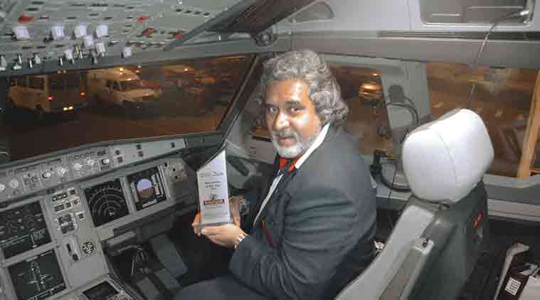 Vijay Mallya, Vijay Mallya Airbus Auction, Mallya Airbus Auction,  Kingfisher Airbus Auction,