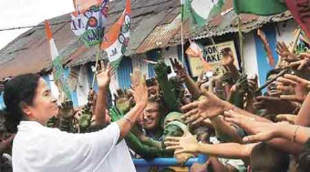 On historic high, Mamata Banerjee recalls 'historic low' of Opposition 'lies'