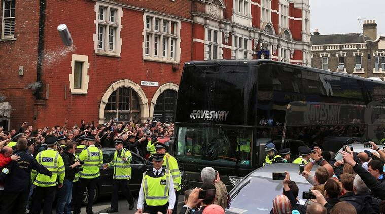 Manchester United, Man united bus attack, West Ham, West Ham vs Man u, man utd, West Ham United, sports news, sports, football news, Football