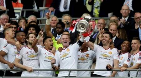 Manchester United top all-time Premier League prize money chart