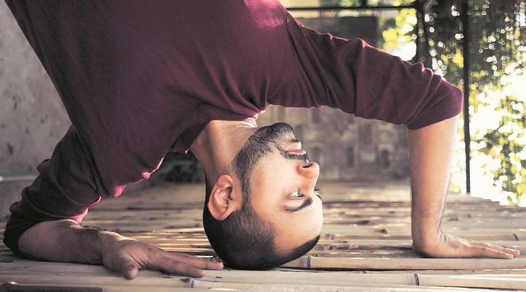 Mandeep Raikhy's new dance piece is an invitation to enter the bedroom of two men :    Mandeep Raikhy, Delhi-based choreographer