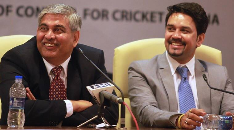Shashank Manohar, Manohar India, Manohar BCCI, BCCI, Shashank Manohar India, ANurag Thakur, sports news, sports, cricket news, Cricket