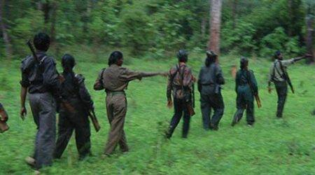 Bihar: Two Maoists held in anti-Naxal operation, arms recovered