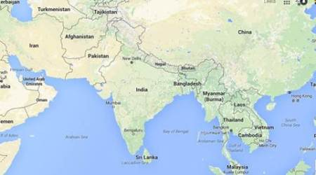 Upto Rs 100 crore for wrong depiction of India map