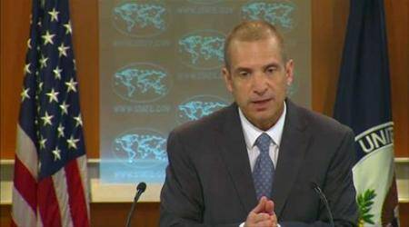 US-China, US-China military exercise, North Korea, pyongyang, North korea- US, US state department, Mark toner, world news, indian express news