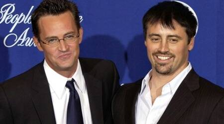 'Friends' stars Matt LeBlanc, Matthew Perry to reunite on CBS
