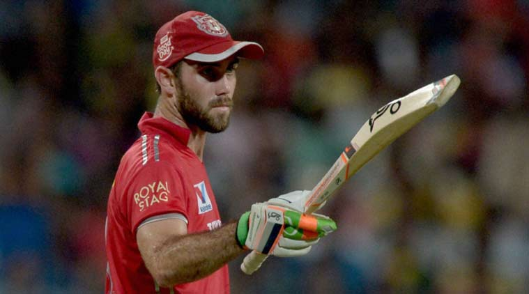 IPL 2017: Glenn Maxwell replaces Murali Vijay as Kings XI Punjab captain