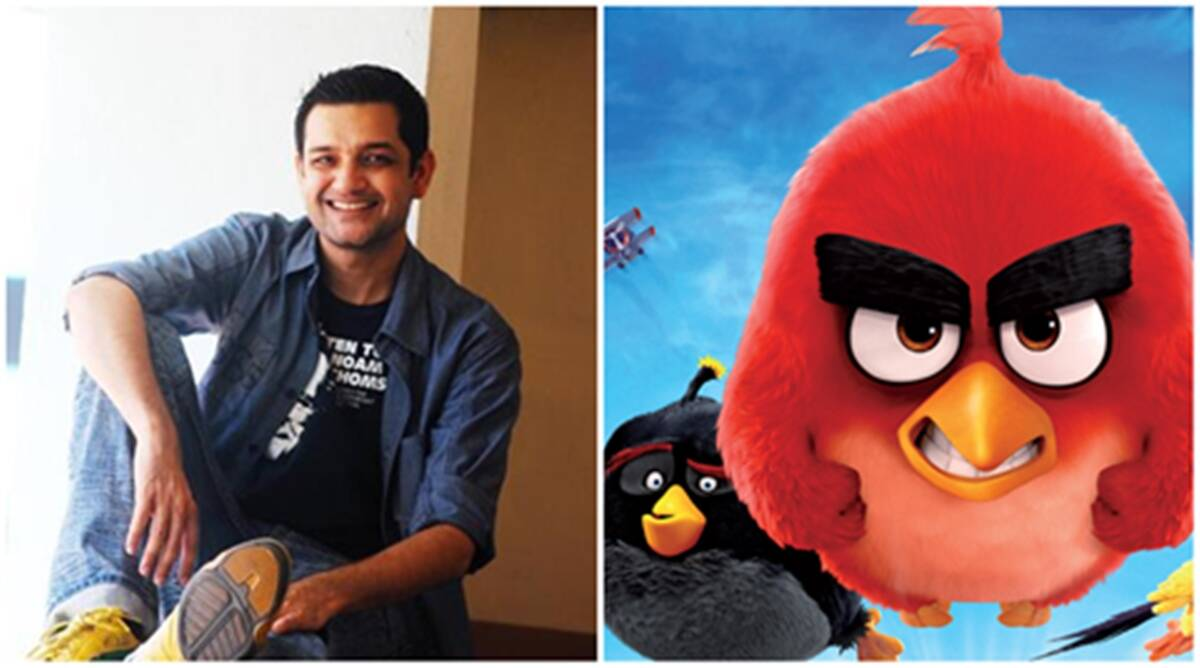 Mayur Puri To Give Desi Twist To The Angry Birds Movie