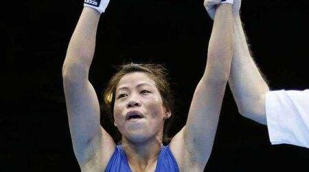 MC Mary Kom enters Asian Championships final, looking to win fifth gold medal