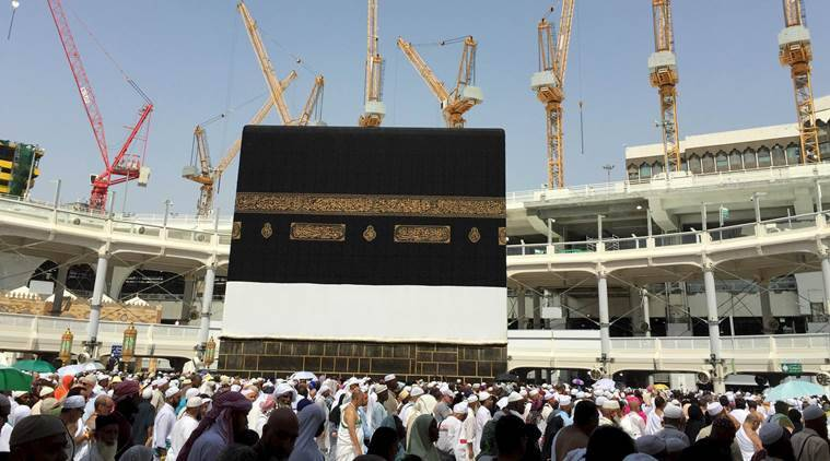 Image result for First batch of Haj pilgrims leave for Saudi Arabia
