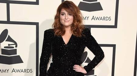 Meghan Trainor removes new music video, claims it'sphotoshopped