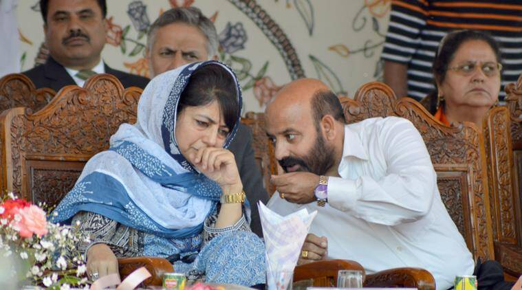 J&K, J&K CM, Mehbooba Mufti, Agenda of Alliance, J&K Agenda of Alliance, J&K news, india news