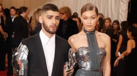 Zayn Malik, Gigi Hadid make red carpet debut as couple at Met Gala