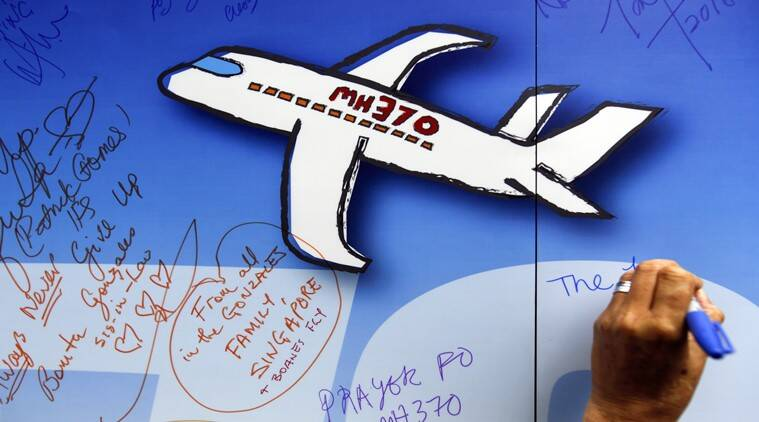 missing malaysia plane, Malaysia Airlines Flight 370, debris of missing plane, plane missing from Kuala lumpur, indian express