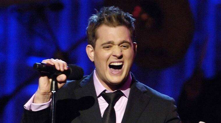 Michael Buble, Michael Buble news, Michael Buble surgery, Michael Buble vocal chords, Sam Smith, Meghan Trainor, Entertainment news