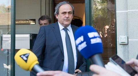 Switzerland FIFA Platini Investigation