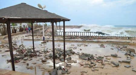 tropical cyclone, tropical cyclone hola, new zealand cyclone, new caledonia, Vanuatu, new zealand storm, world news