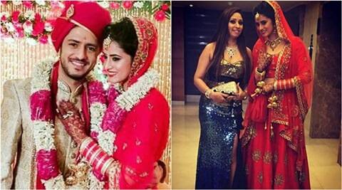 Mihika Verma, Mihika Verma marriage, Mihika Verma marriage pics, yeh hai mohabbatein, divyanka tripathi, Mihika Verma news, Mihika Verma latest news, Mihika Verma husband, Mihika Verma shows, Mihika Verma yeh hai mohabbatein, Mihika wedding, Mihika marriage, entertainment news
