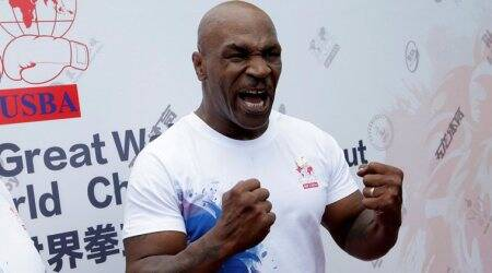 Mike Tyson to visit India, will promote mixed martial artsevent