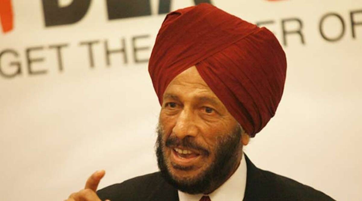 Milkha Singh admitted to Mohali hospital with Covid pneumonia, stable