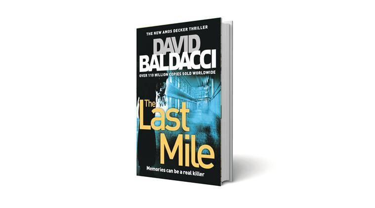 The Last Mile, Book, Book review, The Last Mile book, The Last Mile book review, David Baldacci, footballer, indian exppresss book review