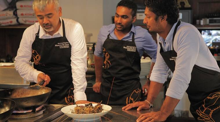 Mahela Jayawardene, Ministry of Crab, Kumar Sangakkara, Dharshan Munidasa, cricketer restaurants, foodie, celebrity foodies