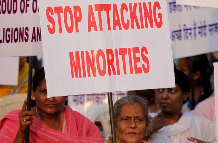 discrimination, injustice, caste discrimination, religion discrimination, electoral process, elections, minority condition, minority discrimination, elections, election minority campaign, dalit vote bank, indian express news, india news