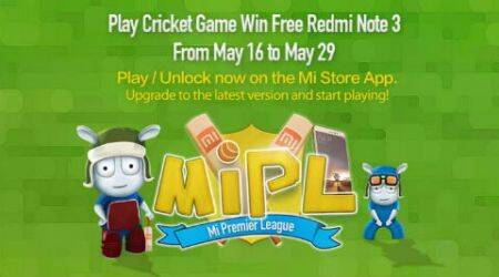 Xiaomi, Xiaomi Redmi Note 3, free Redmi Note 3, win Redmi Note 3, Redmi Note 3, MiPL, Mi cricket league, Xiaomi Redmi Note 3 review, Xiaomi Redmi Note 3 specs, Xiaomi Redmi Note 3 features, Xiaomi Redmi Note price, Mi app, Mi 5, smartphones, budget smartphones, technology, technology news