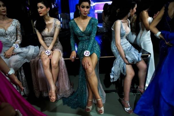 thailand transvestite beauty pageant