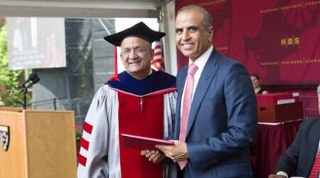 Sunil Bharti Mittal awarded Harvard B-School's highest honour