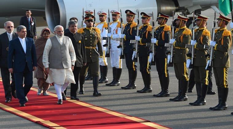 Narendra Modi, Modi in Iran, Modi iran visit, india, Modi Iran, Modi iran visit, PM Modi in Iran, Chabahar port, iran Chabahar port, india iran Chabahar project, india iran trade, india iran agreements, india iran relations, PM Modi iran visit, Modi in iran, Mori iran news