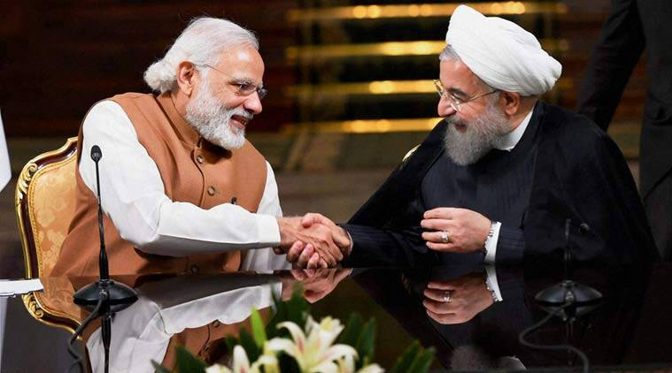 India, Iran looking at European assurances on US sanctions