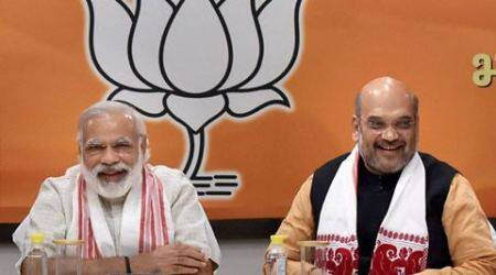 Amit Shah, Narendra Modi, NDA government, Modi 2.0. NDA report card, Modi achievement, BJP achievement