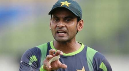 Hafeez unlikely to tour England after injury fails to heal