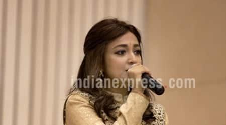 Monali Thakur, Monali Thakur news, Monali Thakur national award, Entertainment news