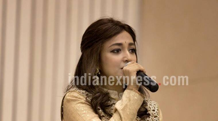 It's an evolutionary phase in music industry: Monali Thakur