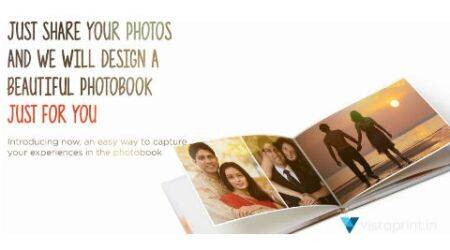 Mother's Day: Create a 'Photobook' of memories with Vistaprint